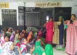 District U.s.Nagar ,Block Sitarganj women design a dress