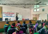 3 day's shg bookkeeping trainning started at block karanprayag